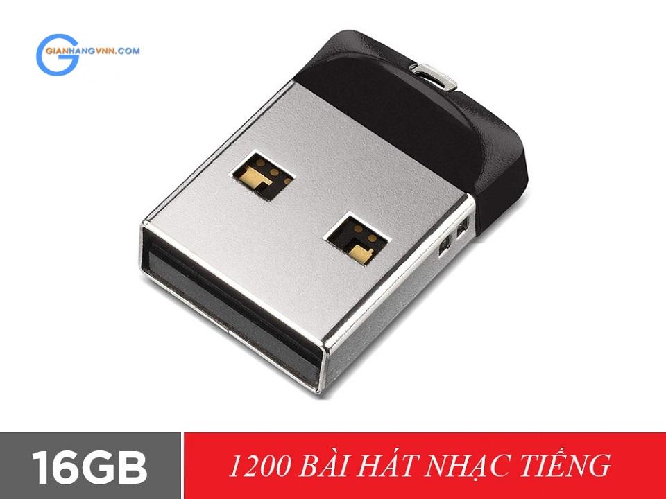 USB nhạc ô tô