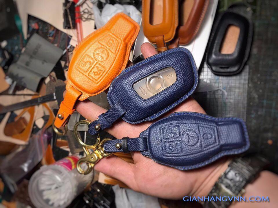 bao da chìa khóa handmade