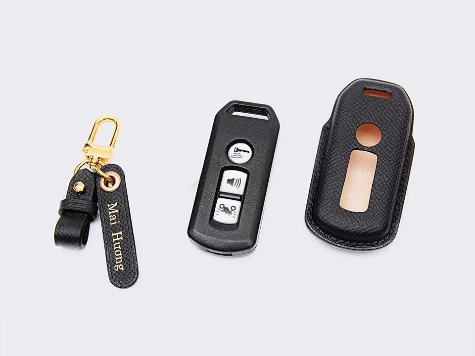 bao da chìa khóa sh