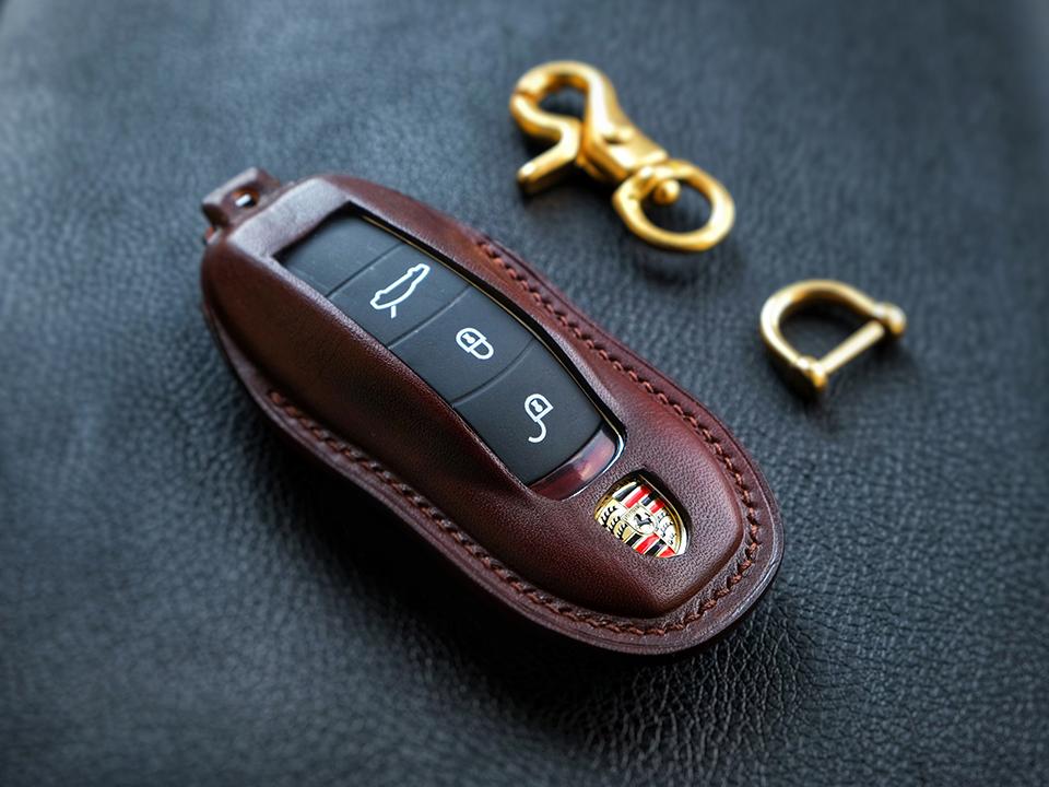 Bao da chìa khóa Porsche - 5