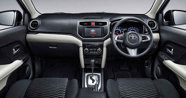 Nội thất Toyota Rush 2021