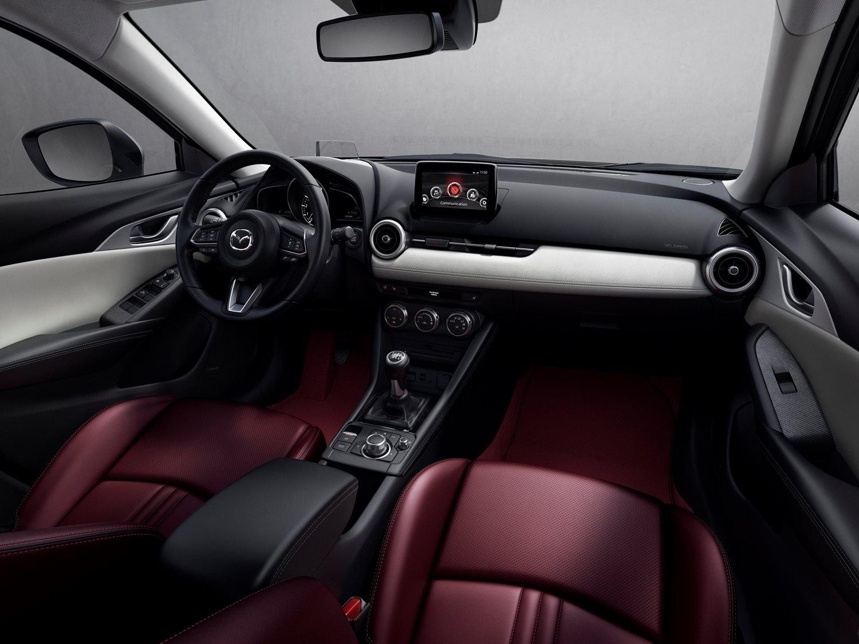 Hình ảnh nội thất Mazda CX-30