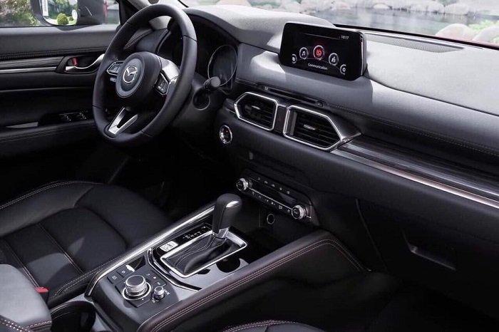 Hệ thống điều khiển trung tâm Mazda CX-5